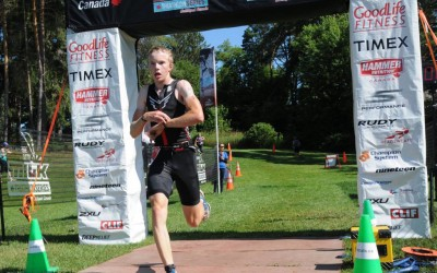 Triathlon Canada Magazine Interview