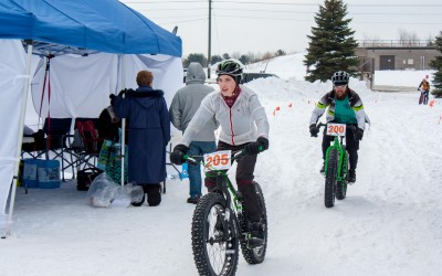 Bracebridge Fat Bike Race